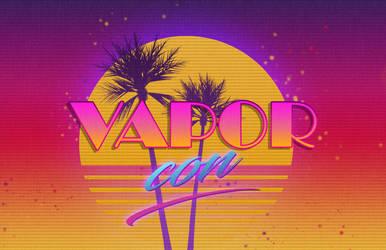 Vaporcon Advertisement by pretty-pomeranian