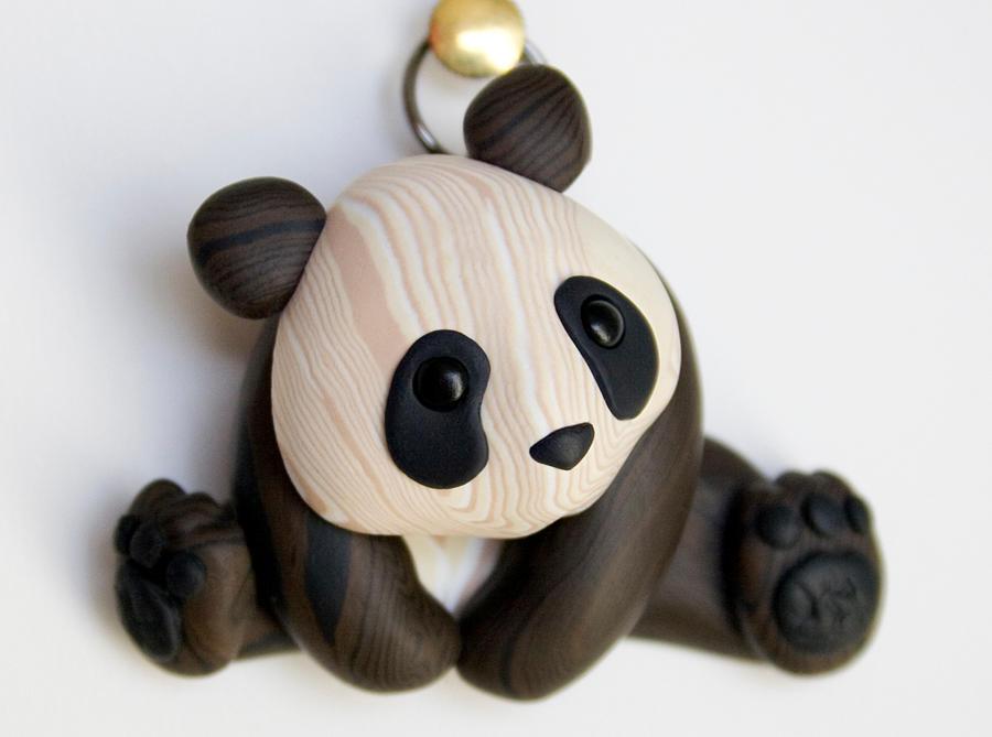 Faux Wood Panda II by FauxHead