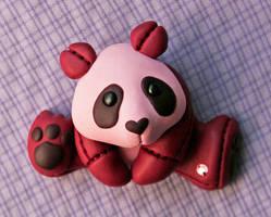 Valentine Panda by FauxHead