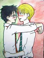 Hugs by lostinmylife1506