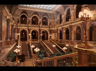Museum by ChrisRosewarne
