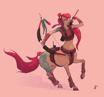 Centaur by PereDevesa