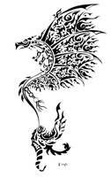 Spike Dragon by KiwyPlusPlus