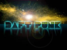 daft punk by bankibanki
