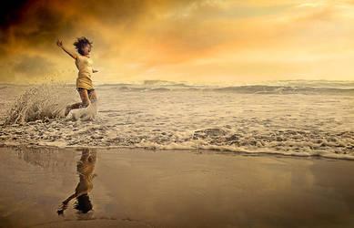 Run luise....Run... by pagihari