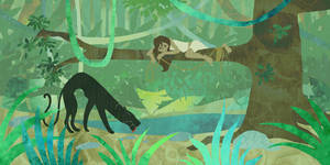 Tora and Sheeta (Tales of the Hunt) by ashren