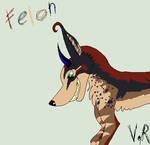 Felon art trade by Monstermakerr