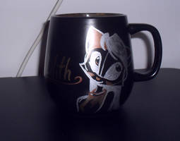 Lilith Calah's mug on a mug by Rutgerman95