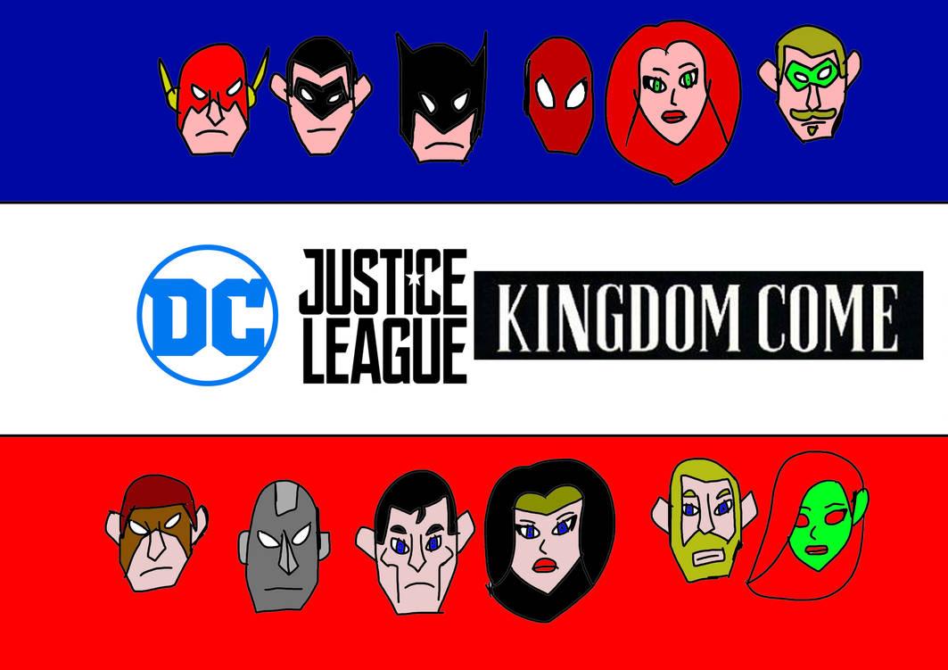 Justice League Kingdom Come by guybracha