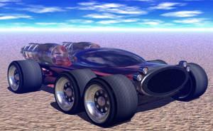 Vagabond Desert Racer by Xadrik-Xu