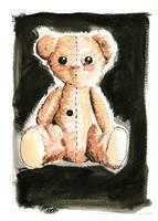 Teddy by YueChan