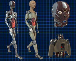 Android (old) by darth-biomech