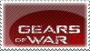 Gears of War 2 Stamp by HopelessSoul13