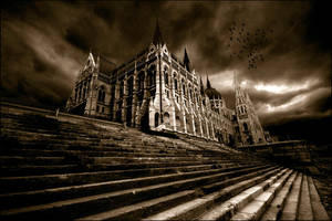 ghost palace II. by arbebuk