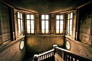 closed windows by arbebuk