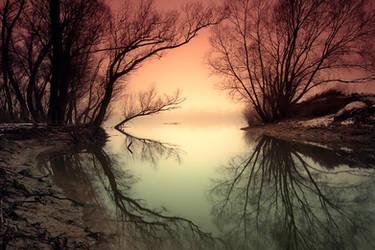 otherworld dreams III by arbebuk