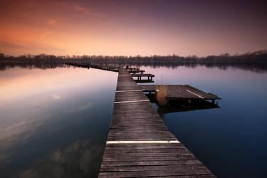 bridge to nowhere by arbebuk