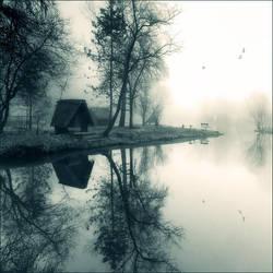silent lake II. by arbebuk