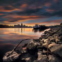 Riverside by arbebuk