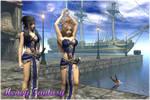 Sweet Warriors by Heavy-Fantasy