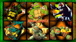TMNT Generations 2 Wallpaper - Michelangelo by 2ndCityCrusader