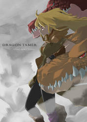 Dragon Tamer by Ao-Nekochii