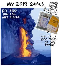 2019 Goals by mursku