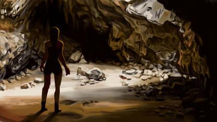 20190101 Cave Explorer by mursku