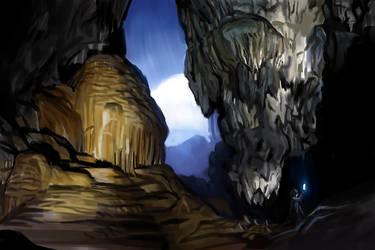 20190103 Cave by mursku