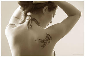 dottiemaggie - tattoo you too by superkev