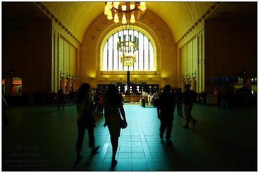 Rautatieasema by superkev