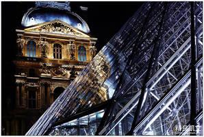 Paris Dichotomy by superkev