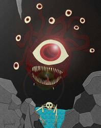 Beholder Colored by michaelogaz