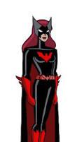 Post-IC DCU eras Batwoman II by Zal-Ta-TalOs