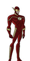 DCU: Inconceivable Flash 2 by Zal-Ta-TalOs