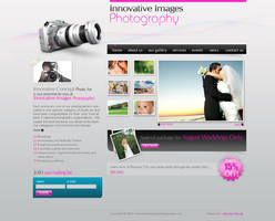 photography template by cr8iv