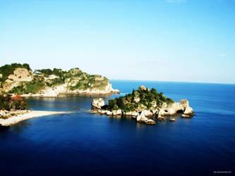 Isola Bella - Taormina by pirp