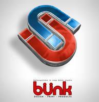 bunk logo by bunkdesigns