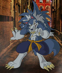 Jon Talbain  by How-Did-We-Get-Here