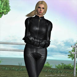 Lost-Windy In Thought... | Nina Williams by zoellisrus