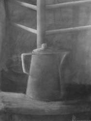 The History Sketch of a Pot by HighTechPictures