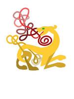Celtic Lion Knot work by diverse-norm