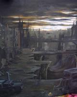 Post Apocalyptic  Zone by VixSky