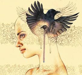 Flight of Thought by VixSky