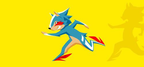 Sonic the Redesignedhog by ZedEdge