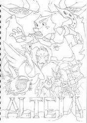 Tales of Alteia by ZedEdge