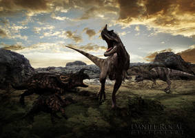 The Hunt by Daniel-Rocal
