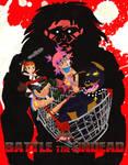 StratchJam-Undead poster by Zulema