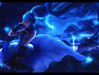 Hatsune-Miku (NIGHT) by PriyoNewvKy