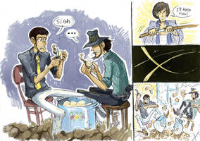 Lupin-strip-03 by Dasha-KO